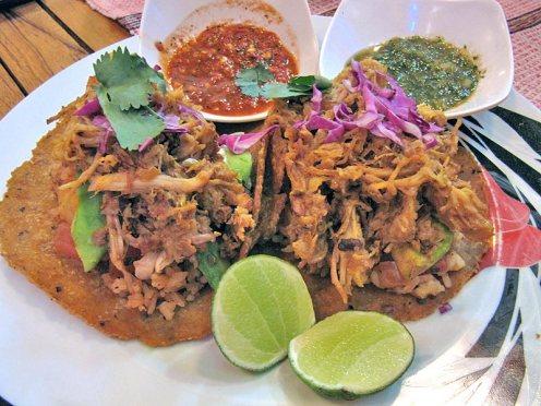 Babi Guling Taco