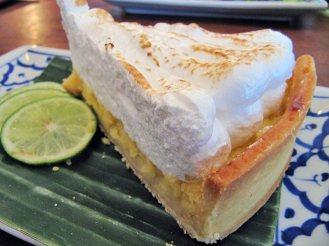 Italian Lemon Meringue Pie