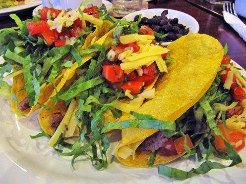 Crispy Tacos Beef