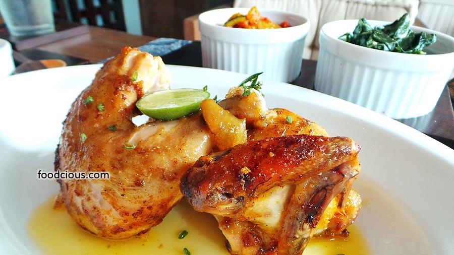 Rostisserie-Chicken