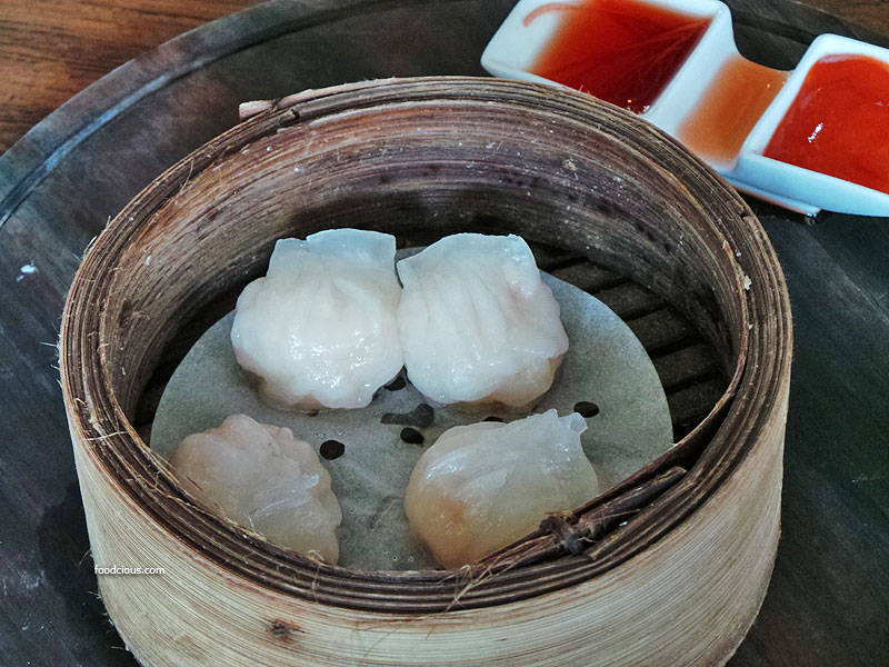 Steam Prawn Har Gow