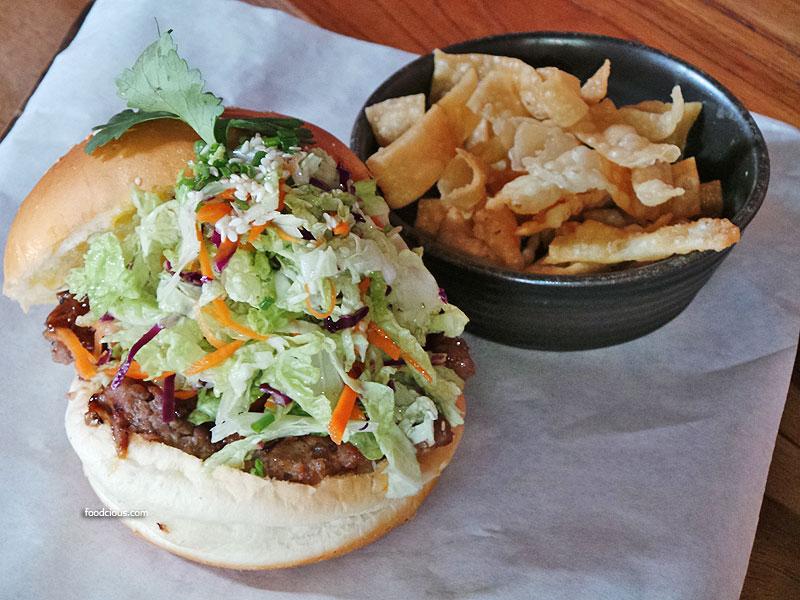 Oriental-Burger