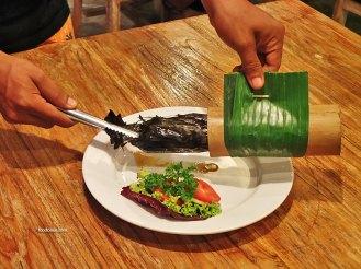 Ikan-Masak-Bambu