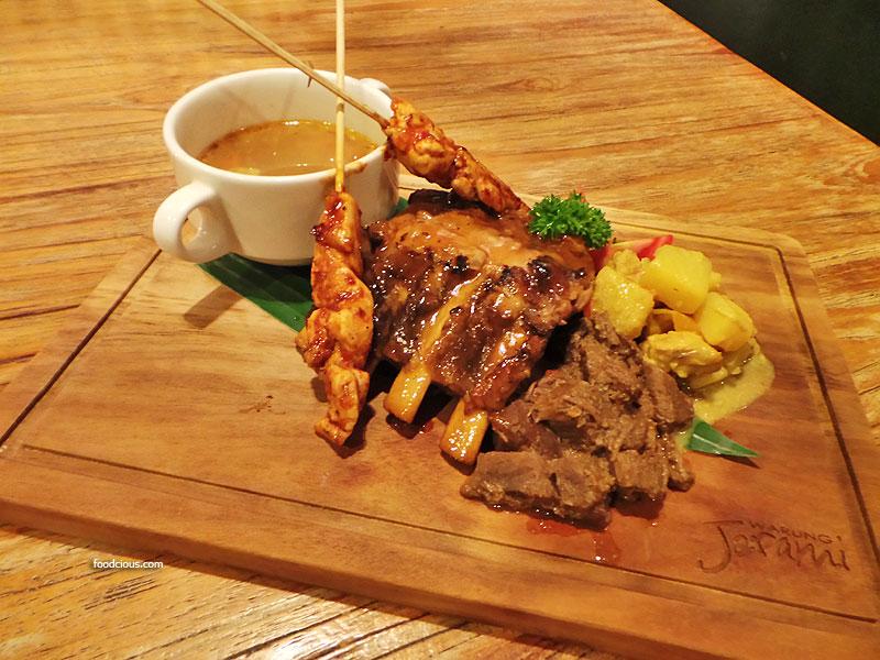 Indonesian-Platter