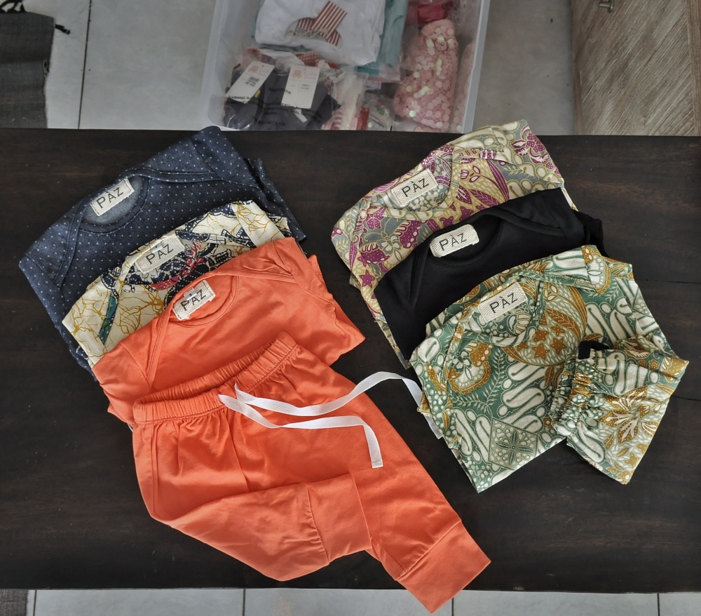 Paz Baby Clothes