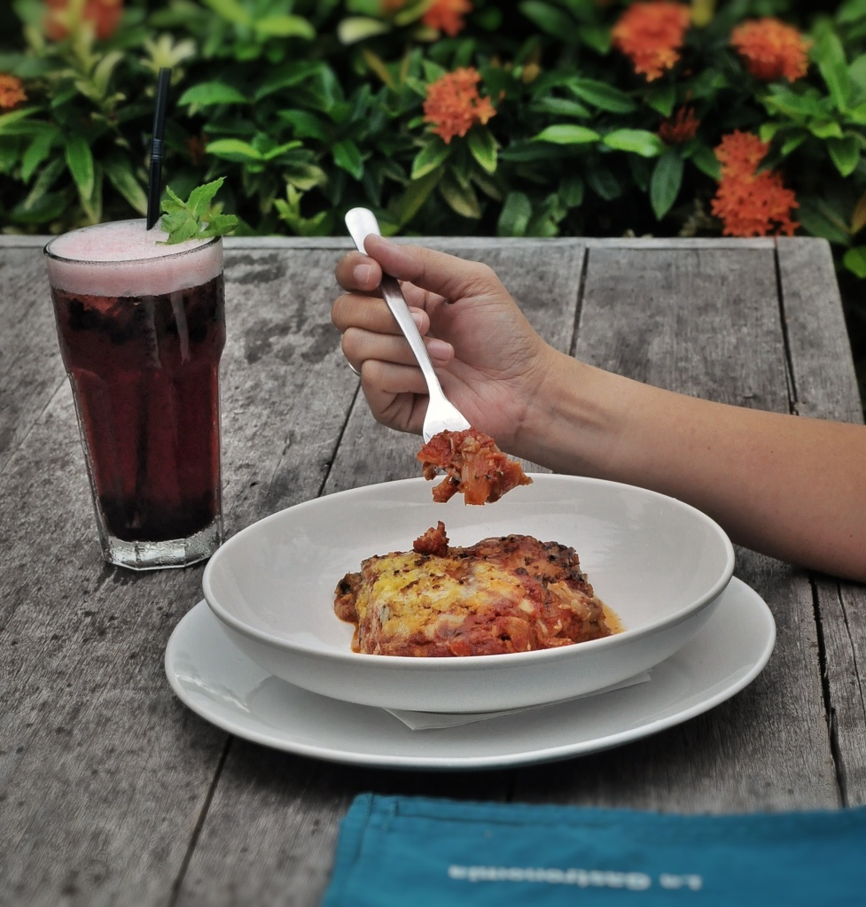 Foodcious Food Blog at La Gastronomia Parmagiana di Melanzane
