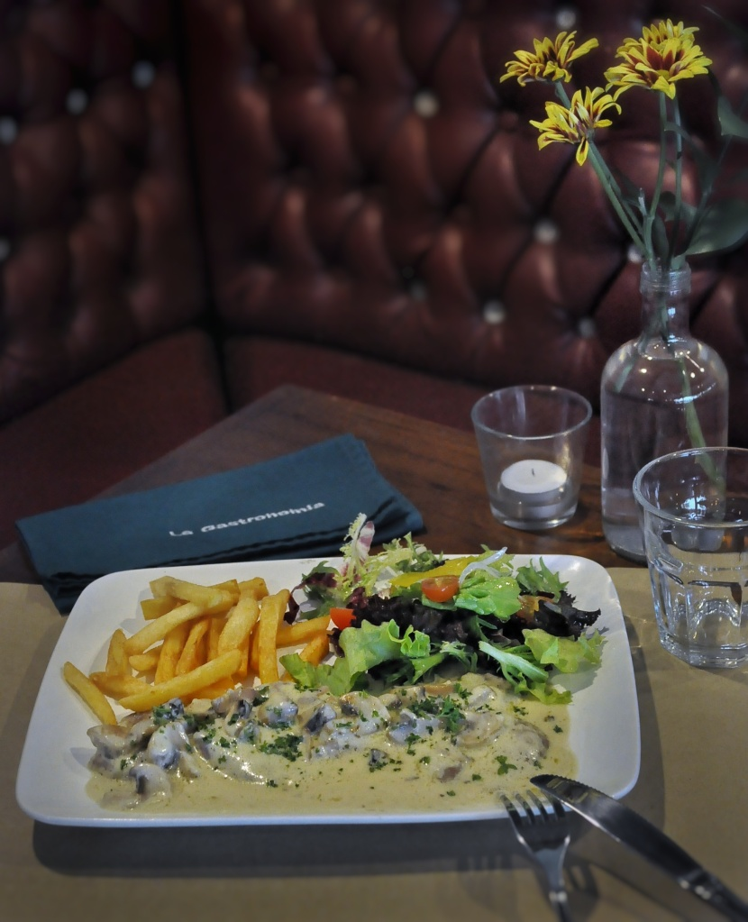 Foodcious Food Blog Review at La Gasrtronomia Bali Scaloppine di Vitello