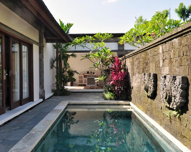 Pool Villa Visesa Ubud Bali Review Blog