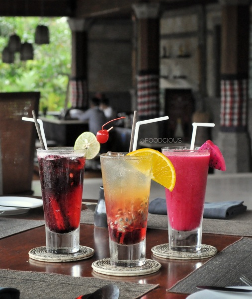 Mocktail & Healthy Drinks