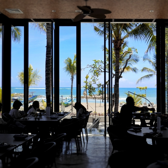 Best Restaurant Kuta Bali 3a