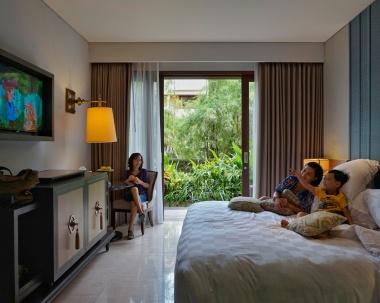 Kuta Lagoon Resort And Pool Villa Bali