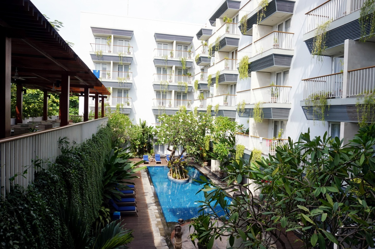 Hotel Villa Monte Vino Arrangement