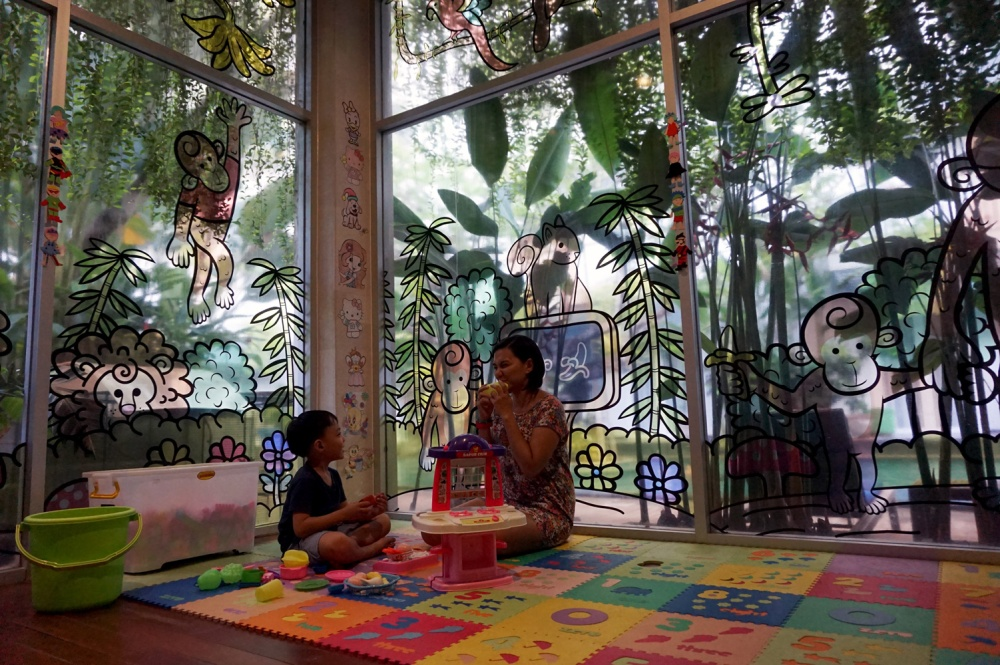 kids club hotel in kuta