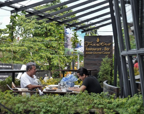 Frestro Restaurant Seminyak Bali