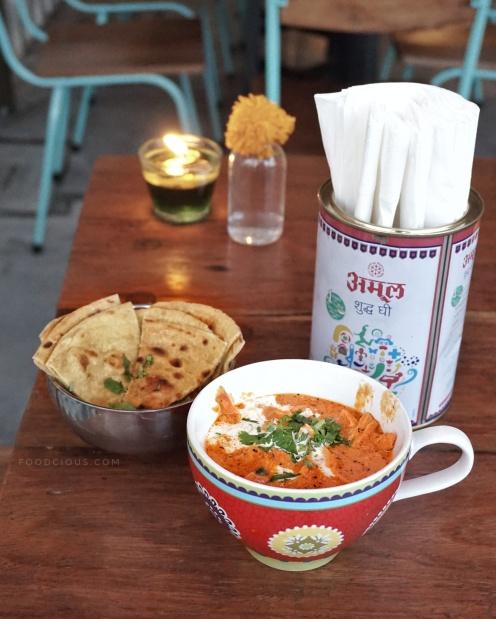 Tiffin Best Indian Restaurant Petitenget Seminyak Bali
