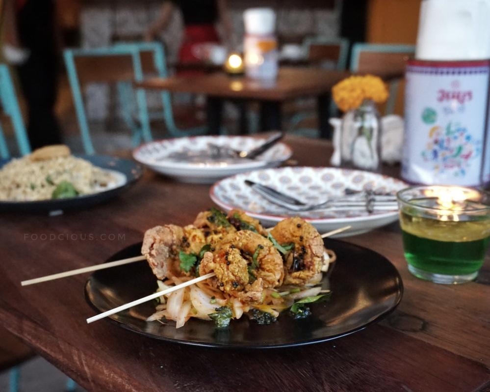 Seafood Restaurant Bali Jimbaran