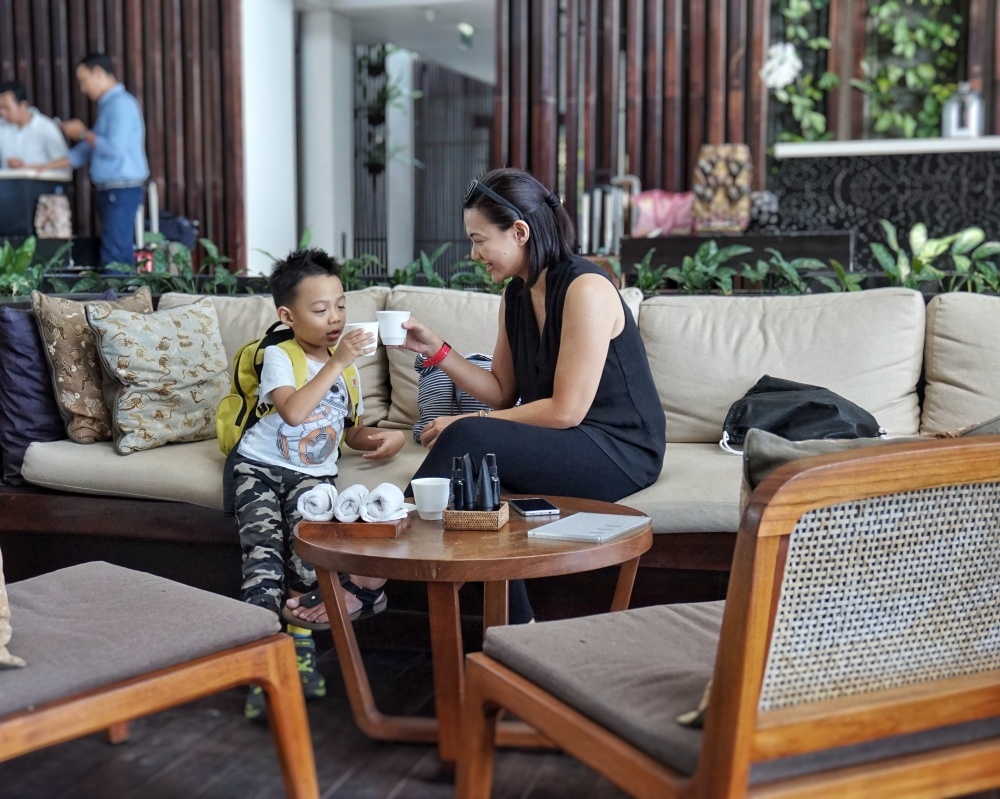 Alila Seminyak Resort Hotel Bali
