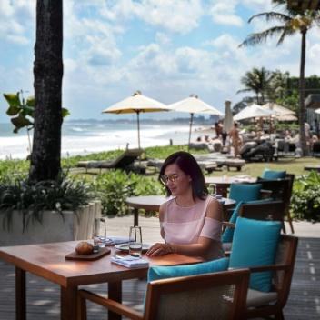 Seasalt Restaurant Alila Seminyak Hotel Bali