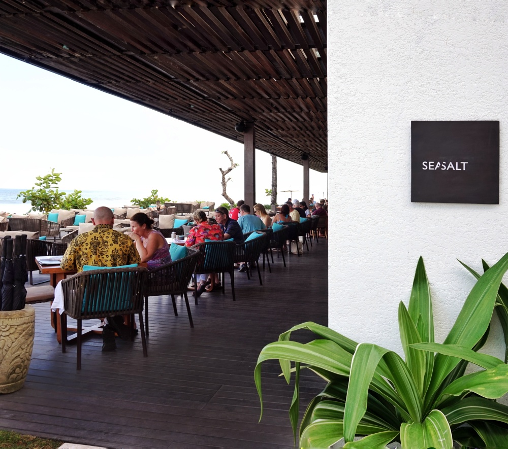 Fresh And Creative Coastal Dining At Seasalt Seminyak