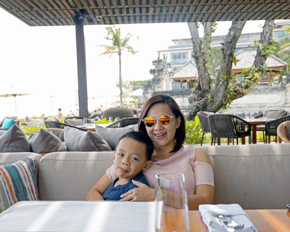 seasalt restaurant alila seminyak bali hotel