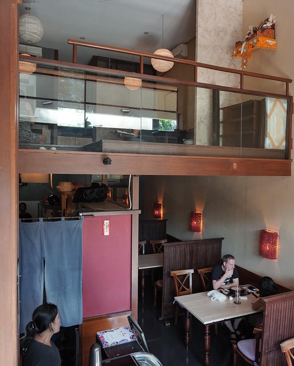 Authentic Japanese Restaurant In Paris