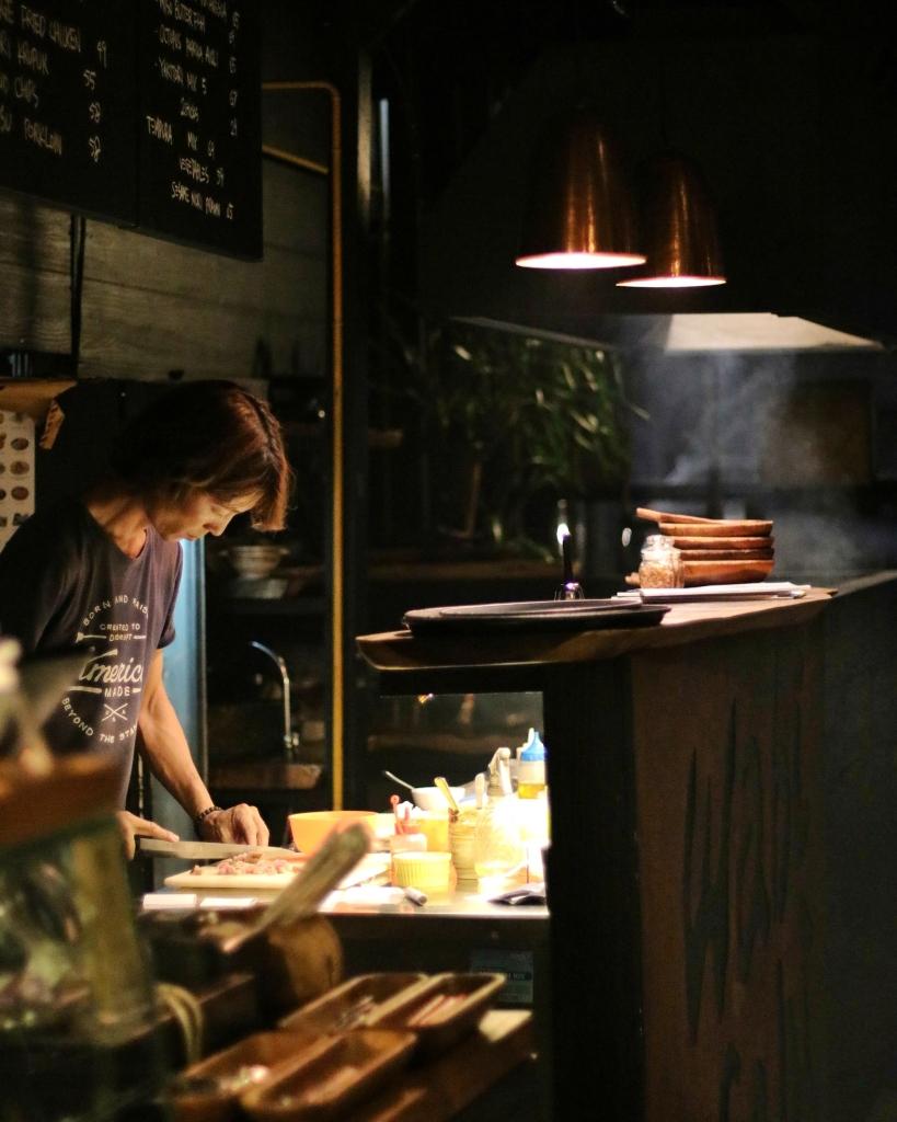 KZU Wabi Sabi Japanese Food Semiyak Bali