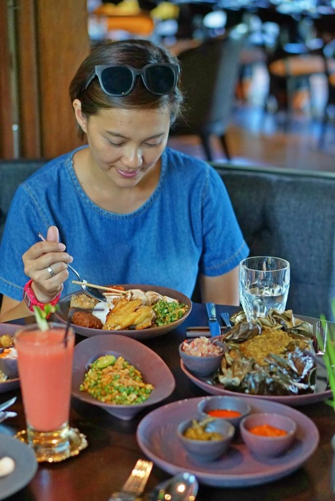 Lumbung Restaurant Ubud Indonesian Food Foodcious