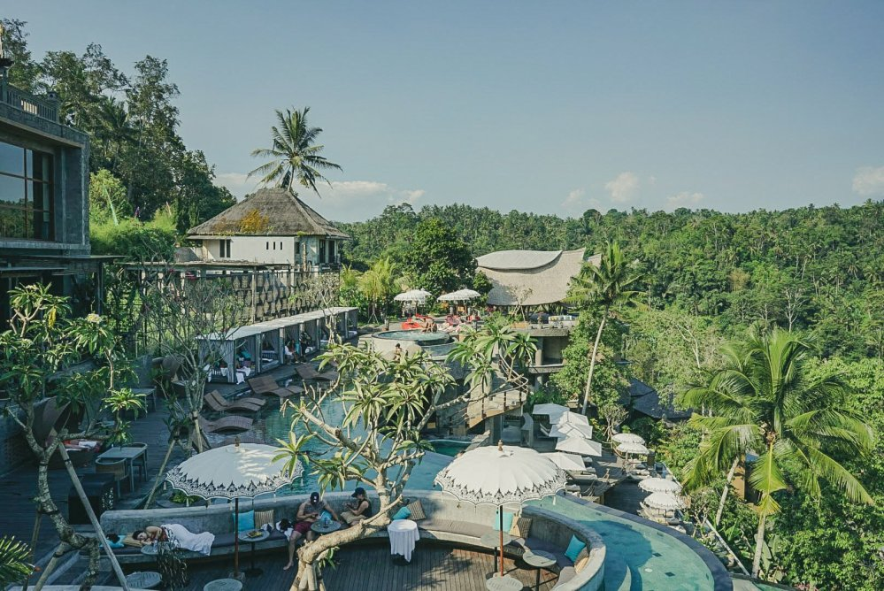 Foodcious Wanna Jungle Best Pool Bar Ubud Bali 9